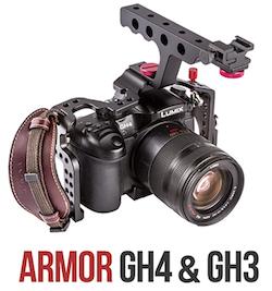 Varavon Armor Cage FH3 GH4