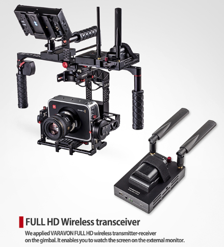 Birdycam BMCC Wireless Transmitter Receiver
