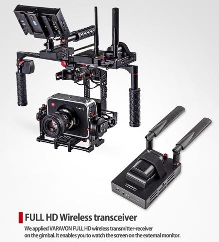 Birdycam BMCC Wireless Transmitter Receiver