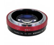 Fotodiox Turbo Lens booster Speed Focal reducer Excell 1