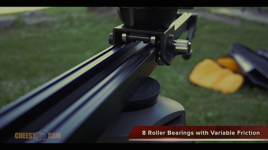 Libec Allex slider 8 bearings