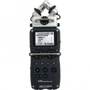 Zoom H5 Portable Audio Recorder