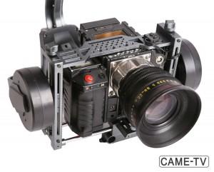 3 axis gimbal canon c100