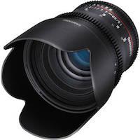 50mm cine lens samyang rokinon