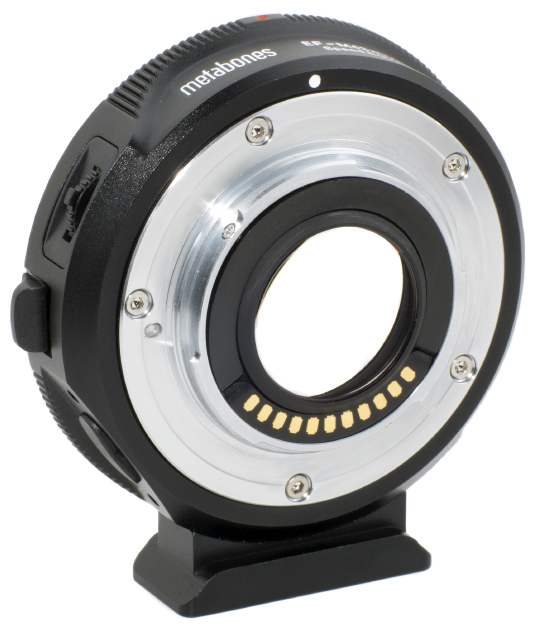 Canon EF Lens Speed Booster Adapter for Micro Four Thirds