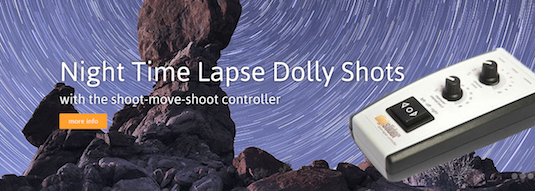 Digislider Motion Control Time Lapse Motorized Slider Kit Demo