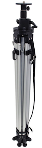 TPI 12 foot tripod 12 foot laser tripod elevator tripod contractor construction tripod