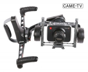 canon c100 red epic gimbal came-tv