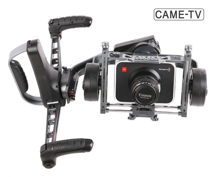canon c100 red epic gimbal came-tv | CheesyCam