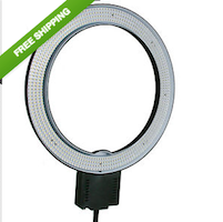 ePhoto R640 LED Video Light