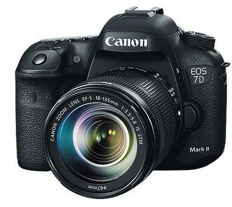 Canon Announces new EOS 7D Mark II