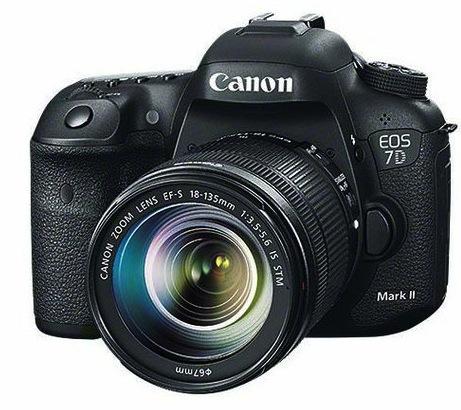 Canon EOS 7D Mark II Dual Pixel CMOS Focus