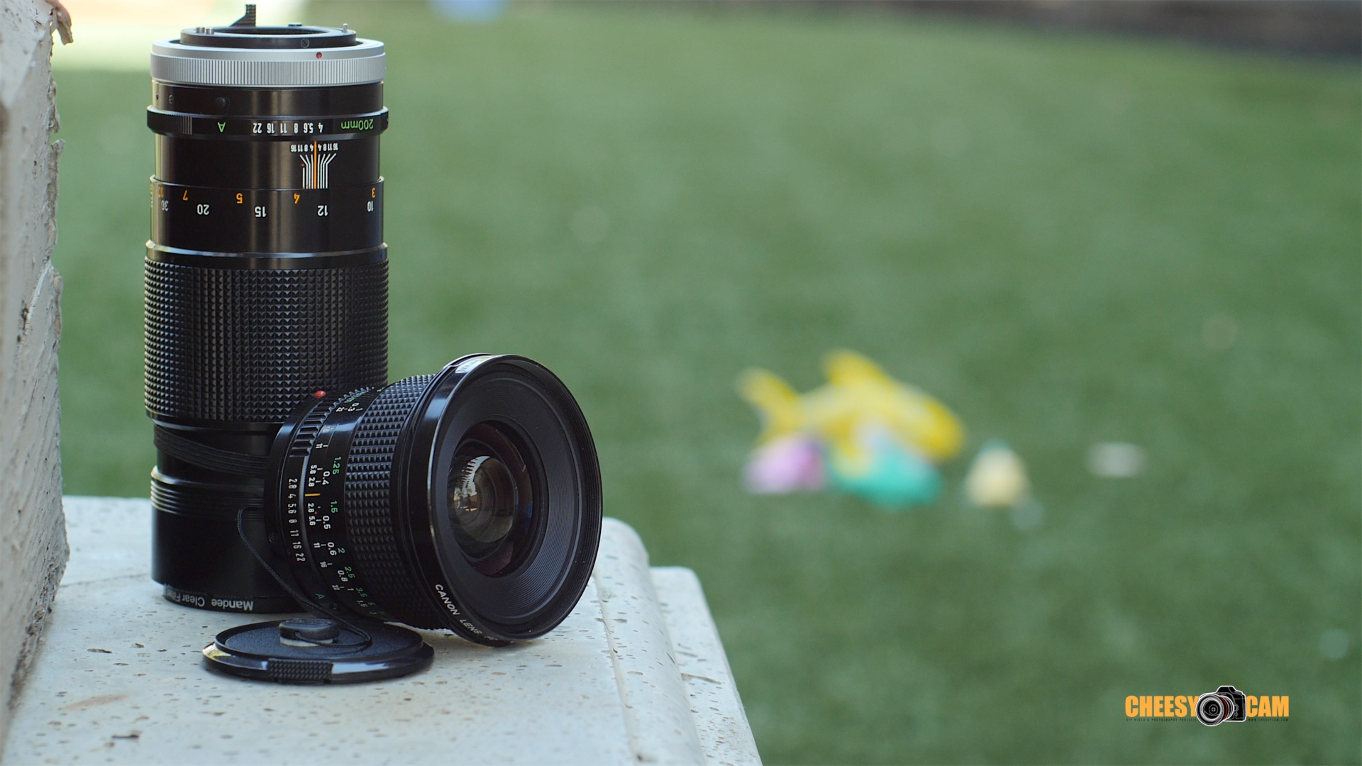 Canon FD Lens + GH4 + FotoDiox ND Throttle Adapter Samples
