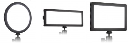 FotoDiox FlapJack Edgelights Ultra Thin LED Video Lighting