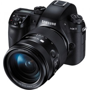 NX1 vs GH4 4K Camera