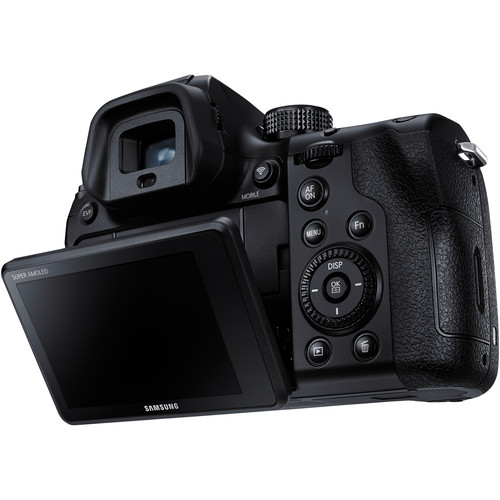 Samsung NX1 4K Video Mirrorless Camera