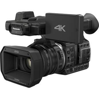 Panasonic HC-HX1000 4K 60p Camcorder