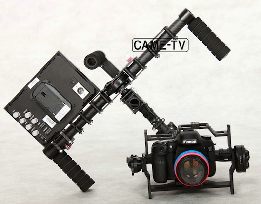 CAME-TV 7800 3 Axis Gimbal Stabilizer