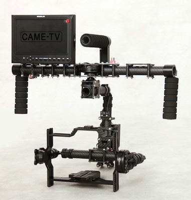 CAME-TV CAME 7800 Gimbal