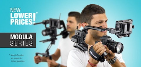 Huge Discounts on Edelkrone Modula Systems