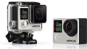 New GoPro Hero4 4K Camera Accessories