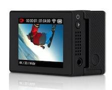 GoPro Hero4 Hero3 Hero3+ LCD Bacpac