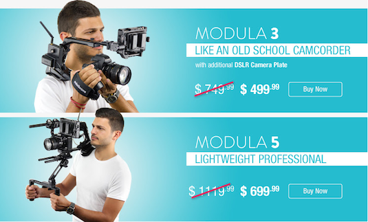 Modula Series Edelkrone discount