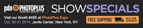 B&H PhotoPlus Expo 2014 Show Specials