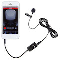 aspenmics lav stereo iphone trrs adapter