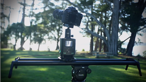 Magic Carpet – Camera Slider + Motion Control