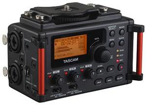 Tascam new DR-60D Mark II Audio Recorder