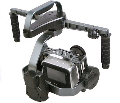 CAME-TV 8000 Heavy Duty Gimbal Finally Available Ready to Ship