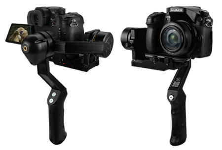 Big Balance Gimbals – PhotoPLus Expo 2014