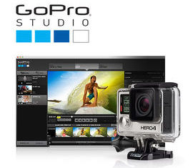 GoPro Studio Flux Slow Motion Option
