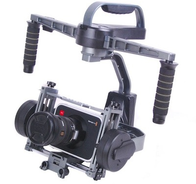 came-tv 3 axis gimbal