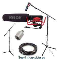 rode videomic boom kit