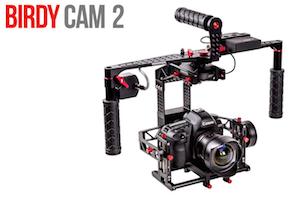 varavon birdycam2 gimbal stabilizer