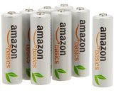 amazonbasics rechargable batteries