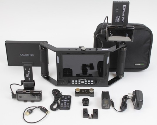 Wireless Director's Monitor Super Bundle Sale