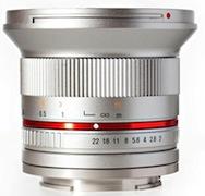 rokinon 12mm F 2 Fuji X