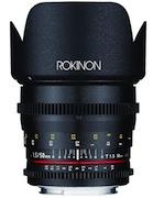 rokinon 50mm cine lens nikon canon