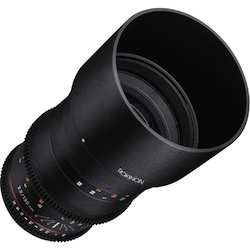 rokinon 135 f2 lens
