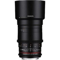 rokinon 135mm cine lens