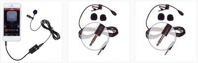 35% OFF Aspen Mics Lavalier Microphones – 72 Hours Only