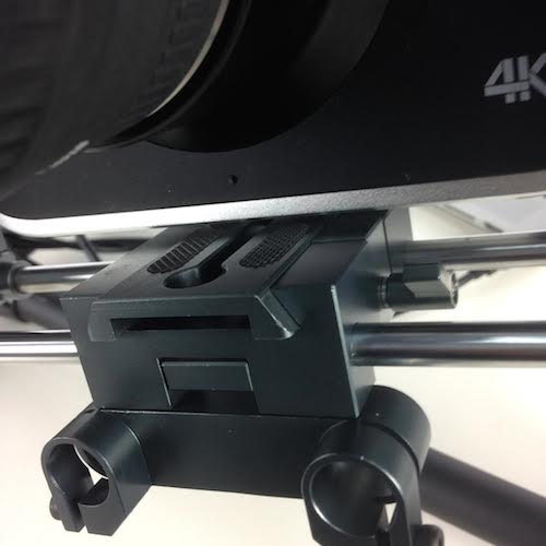 came-tv 8000 quick release balance gimbal
