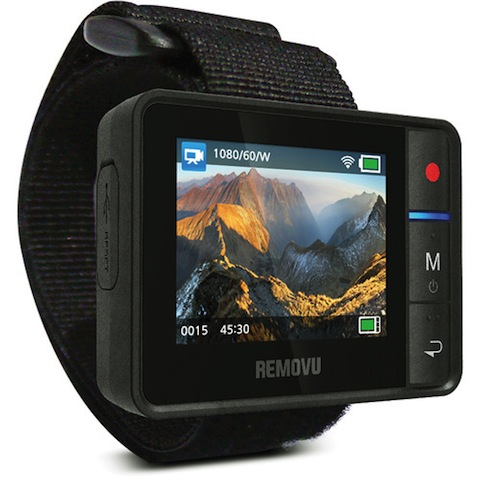 REMOVU R1 Live View Remote for GoPro HERO3 / HERO3+ / HERO4