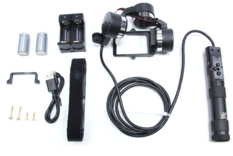 z1 rider gimbal for gopro cameras