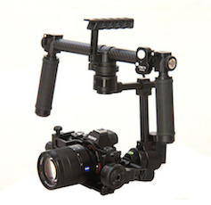 CAME-TV CAME-Mini Mini gimbal sony a7s