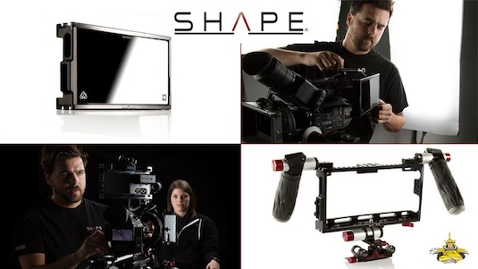 Shape Rigs Shogun Cage