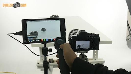 Sony A7s Shogun 4K Aputure DEC Wireless Follow Focus